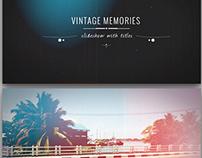 Vintage Memories // Videohive