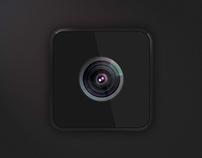 Camera icon - variants