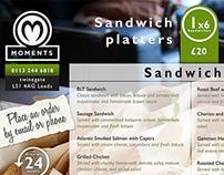 Sandwich Platters offer