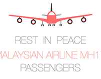 RIP MALAYSIAN AIRLINE MH17 PASSENGERS