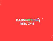 Dabsmotion Reel 2K18