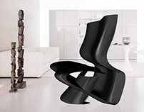 SMOKING CHAIR: Esencia