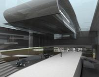 Porsche - Museum Concept