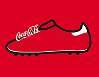 Coca-Cola Poster for 2014 FIFA World Cup Brazil™