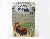 Embalagem - Papinhas Nestlé
