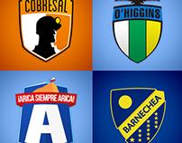 Escudos del Fútbol Chileno 2.0