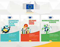 3 covers for European Commission