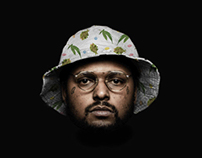 Creative Allies Contest - Bucket Hat for Schoolboy Q