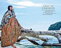 Harpers Bazaar Bride India June '14 - Lost In Paradise