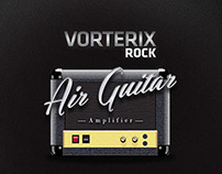 Air Guitar amplifier