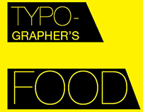 Typographer's food ...