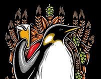Ilustración Cerveza Emperador