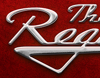 The Regulars Branding