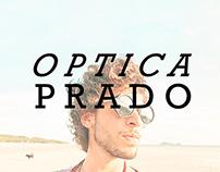Optica Prado Redesign