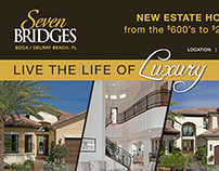 Landing Page Design - Luxury Real Estate