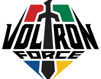 Voltron Force Logo Redesign