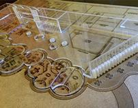 Model Making ( Laser Cut / 3D Printing )