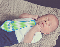 Colt Andrew Brewer: New Born