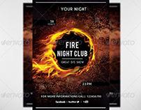 Fire Night Club