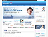 Intranet Citibank