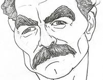 Caricatures pt. 1