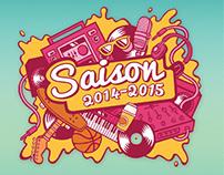 Radio G! Saison 2014-2015