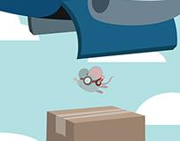Verizon Activation Animation for Amazon.com