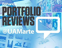 Behance Portfolio Review UAMarte