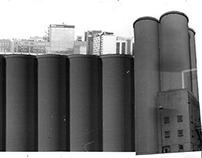 Experimentação Colagens // Collages Experimentation