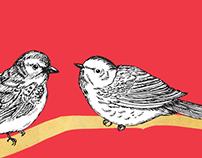 Campagne relève - Oiseau