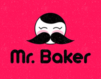 "logo ""Mr. Baker"""