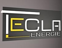 Tecla web site & logo