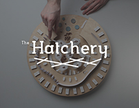 The Hatchery // A New Type of Workplace