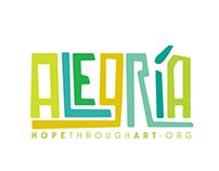 ALEGRIA Rebrand