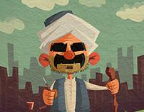 Jabalway - Character