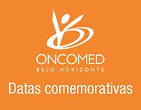 Oncomed BH - Datas comemorativas