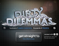 AXE - Dirty Dilemmas Sweepstakes