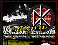 Official Website for Punk Rock Icons Dead Kennedys