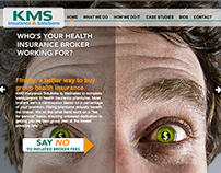 KMS Insurance Solutions Website