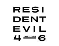 Resident Evil 4-6 Redesign