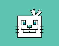 Cubic-Bunny Emoji Package
