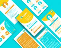 Identidade Visual e Aplicativo - iHelpers