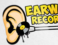 Earwax Records Logo