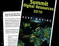 Digital Resource Card & Download Site