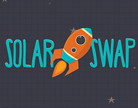 Solar Swap | Mobile App Game Design