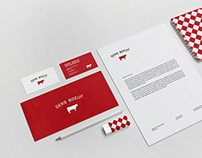Gers Boeuf - Branding - Studio-NP
