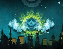 Ramadan Broadcast Ident Package