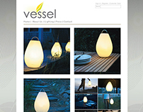 E-Commerce Website Redesign - Vessel, Inc.