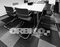 ORBICO office - Budapest | interior design | 2012