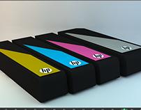 Modelado Impresora HP